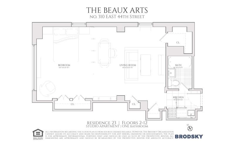 The Beaux Arts - 23 2-12