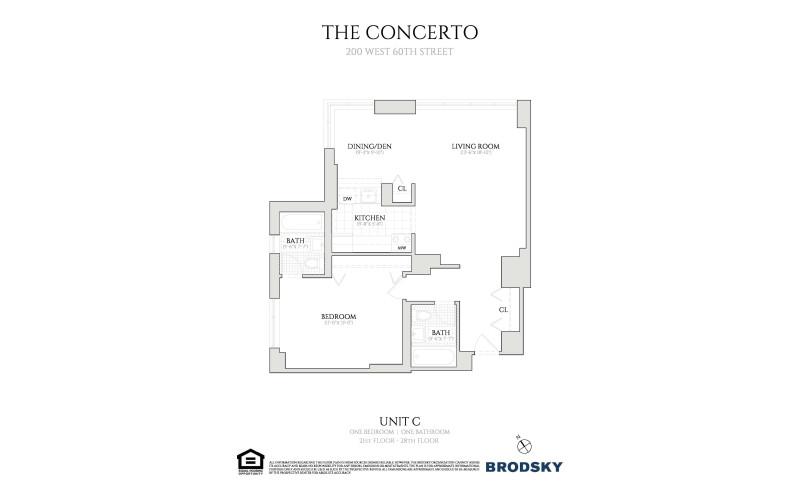 The Concerto - C 21-28