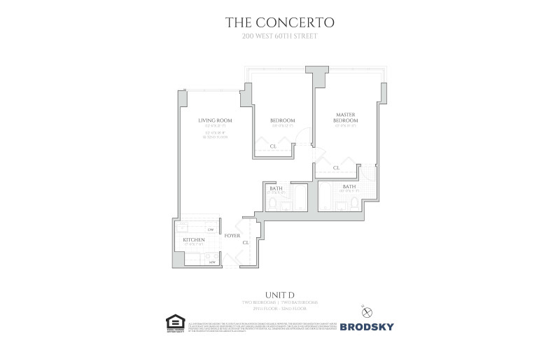 The Concerto - D 29th to 32nd