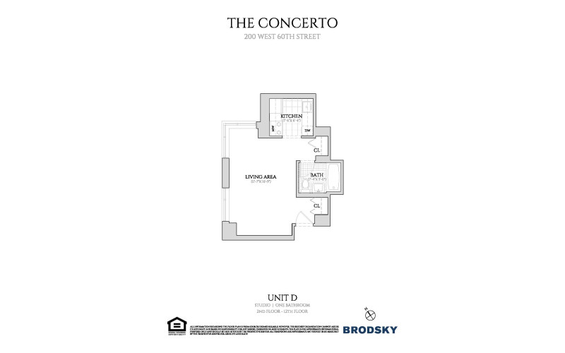The Concerto - D 2nd to 12th