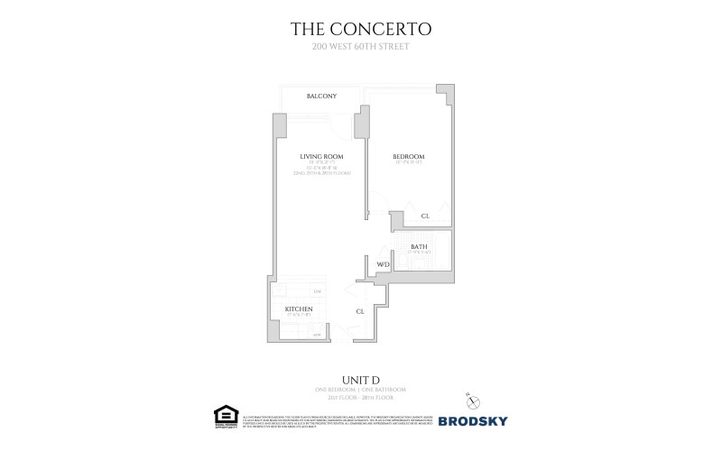 The Concerto - D- New Renovation W.D. 21-28