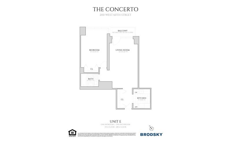 The Concerto - E 15th to 20th