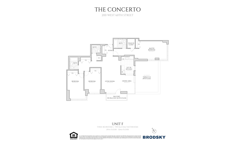 The Concerto - F 29th to 32nd