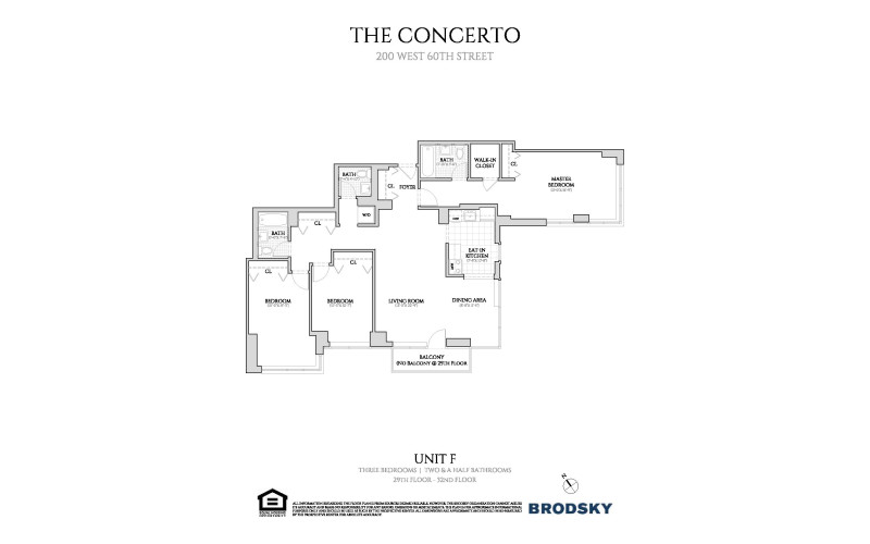 The Concerto - F 30th to 32nd