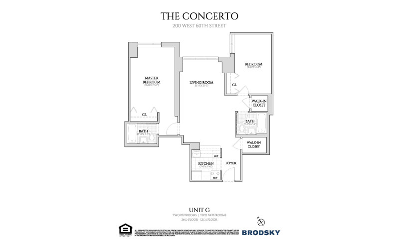 The Concerto - G 2nd to 12th