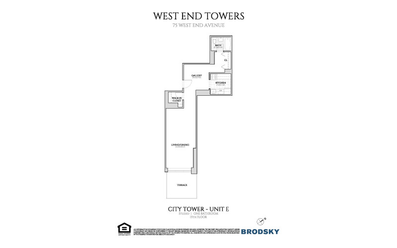 West End Towers - City  15 E