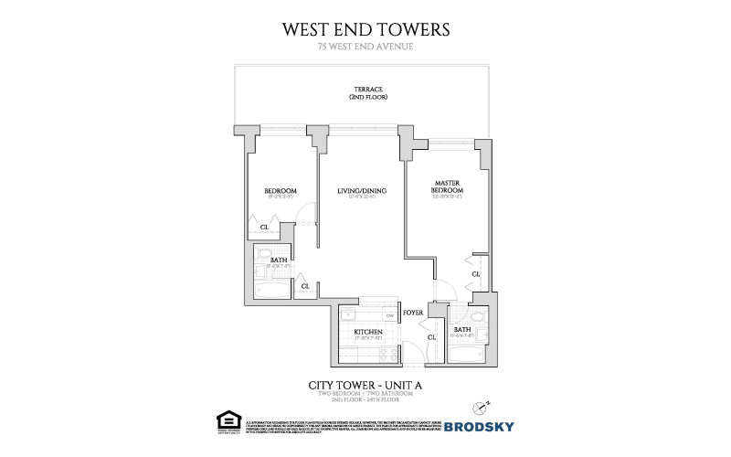 West End Towers - City  16-24 A