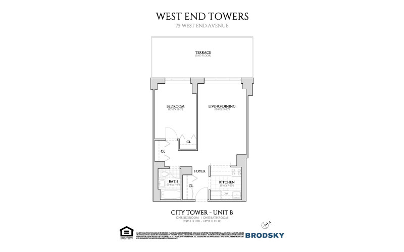 West End Towers - City  2-6 B