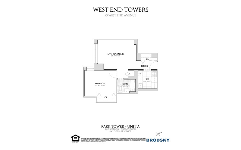 West End Towers - Park 15 A