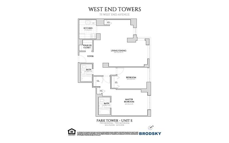 West End Towers - Park 16-24 E
