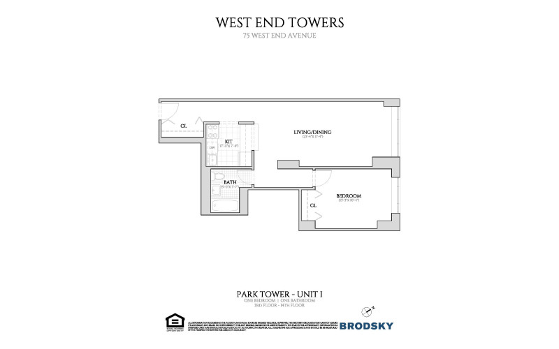 West End Towers - Park 3-14 I