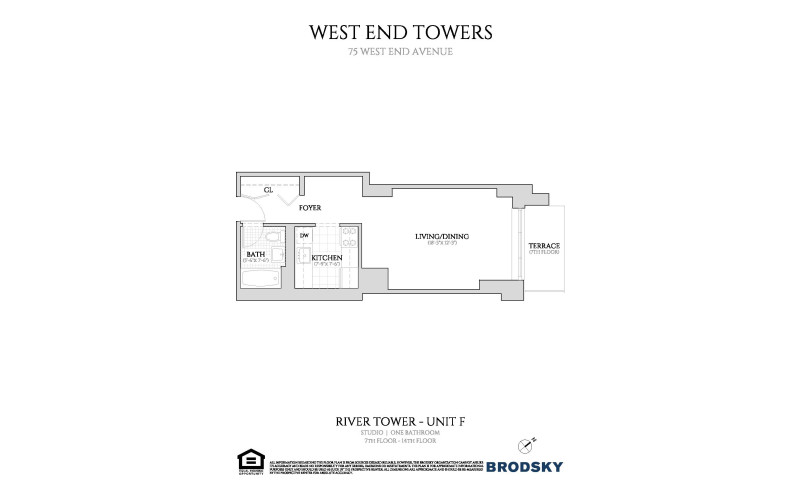 West End Towers - River 7-14 F