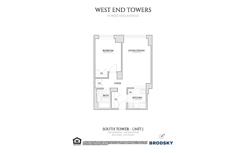 West End Towers - South 8-15 J