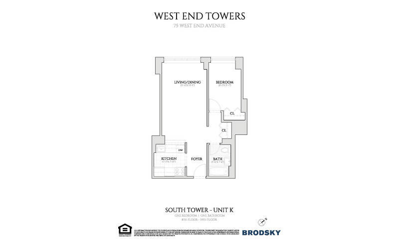 West End Towers - South 8-15 K