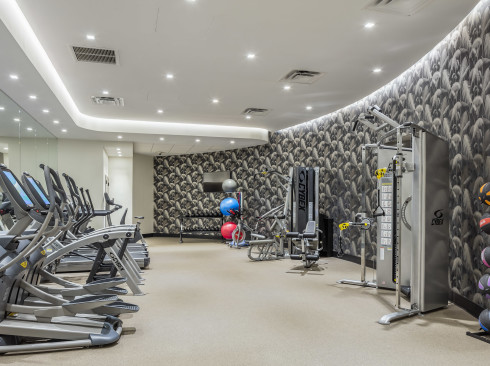 12 East 86th Street Gym