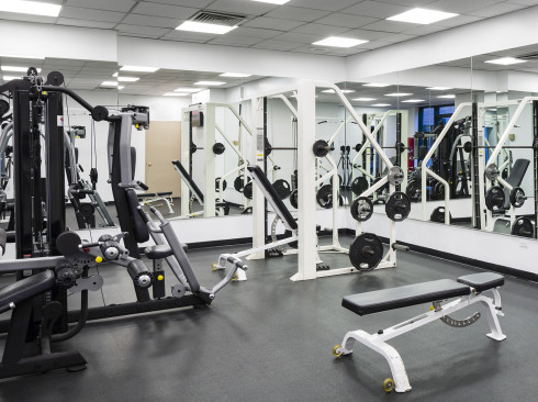 Concerto - Weight Room