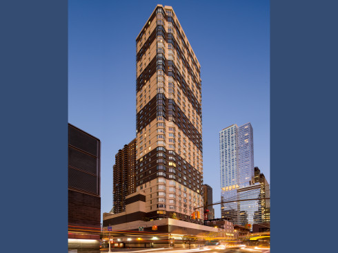 420 West 42nd St | Midtown West Luxury Apartments | Brodsky