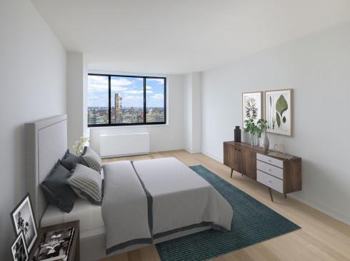 N45D Furnished - Bedroom 2