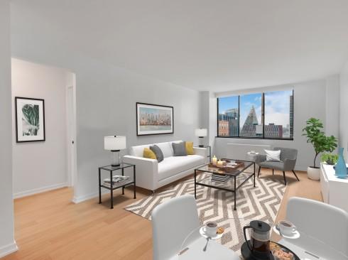 124 #14F Livingroom1