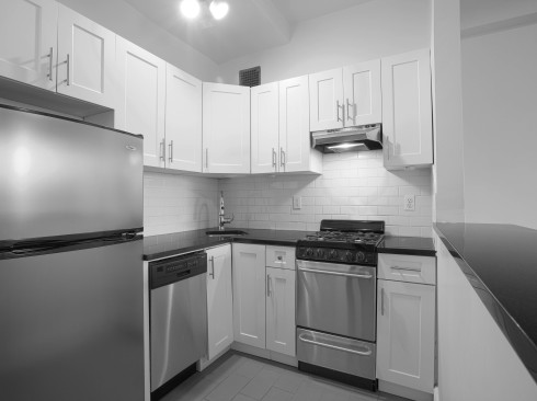 160 West 71st street #14U-Kitchen