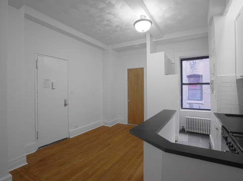 19 W 69th Living Room #703