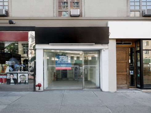 208 West 23rd Retail