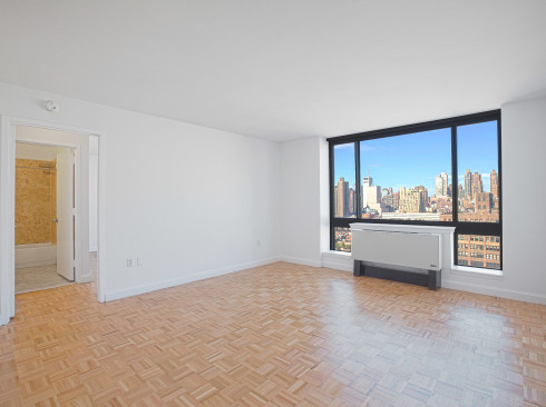 360 West 43rd - E line Living Room