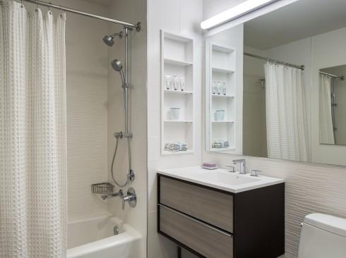 City Tower - Bathroom - 2