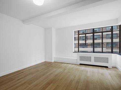 Beaux Arts Corner Unit Window