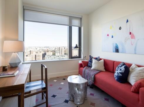 City Tower - N Line - Bedroom 2
