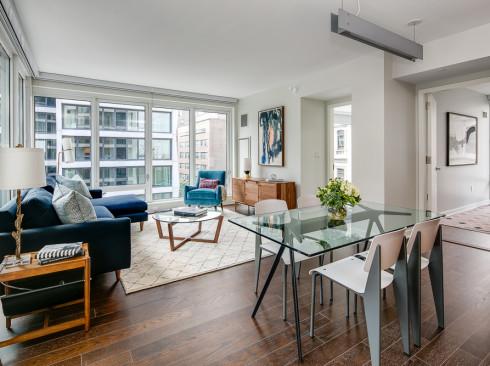 Enclave 27 Line Living Room