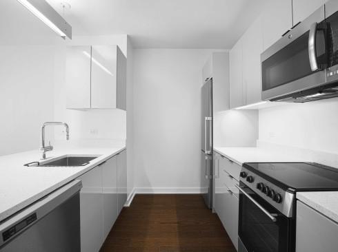 Enclave - Unit 107 Kitchen