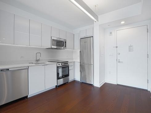Enclave - Unit 1228 Kitchen