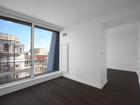 Enclave - Unit 1410-Living room