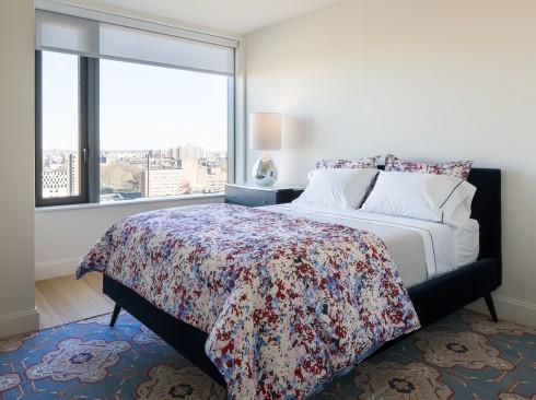 City Tower - Master Bedroom - N line