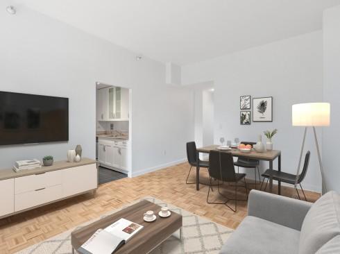 VS360 W43 S4K Livingroom
