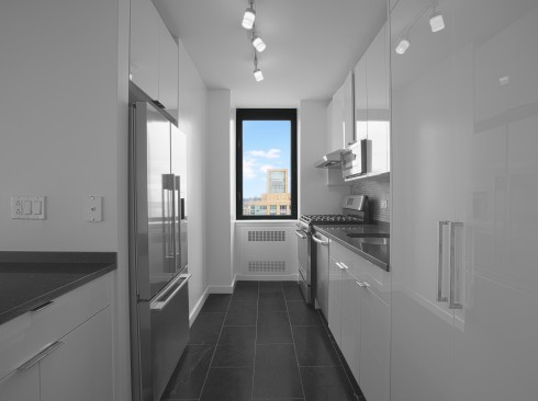 West End Towers P38B Kitchen