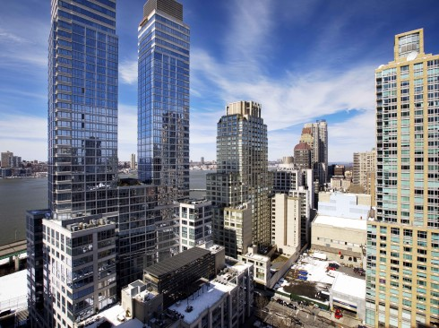 West End Towers- R24B View