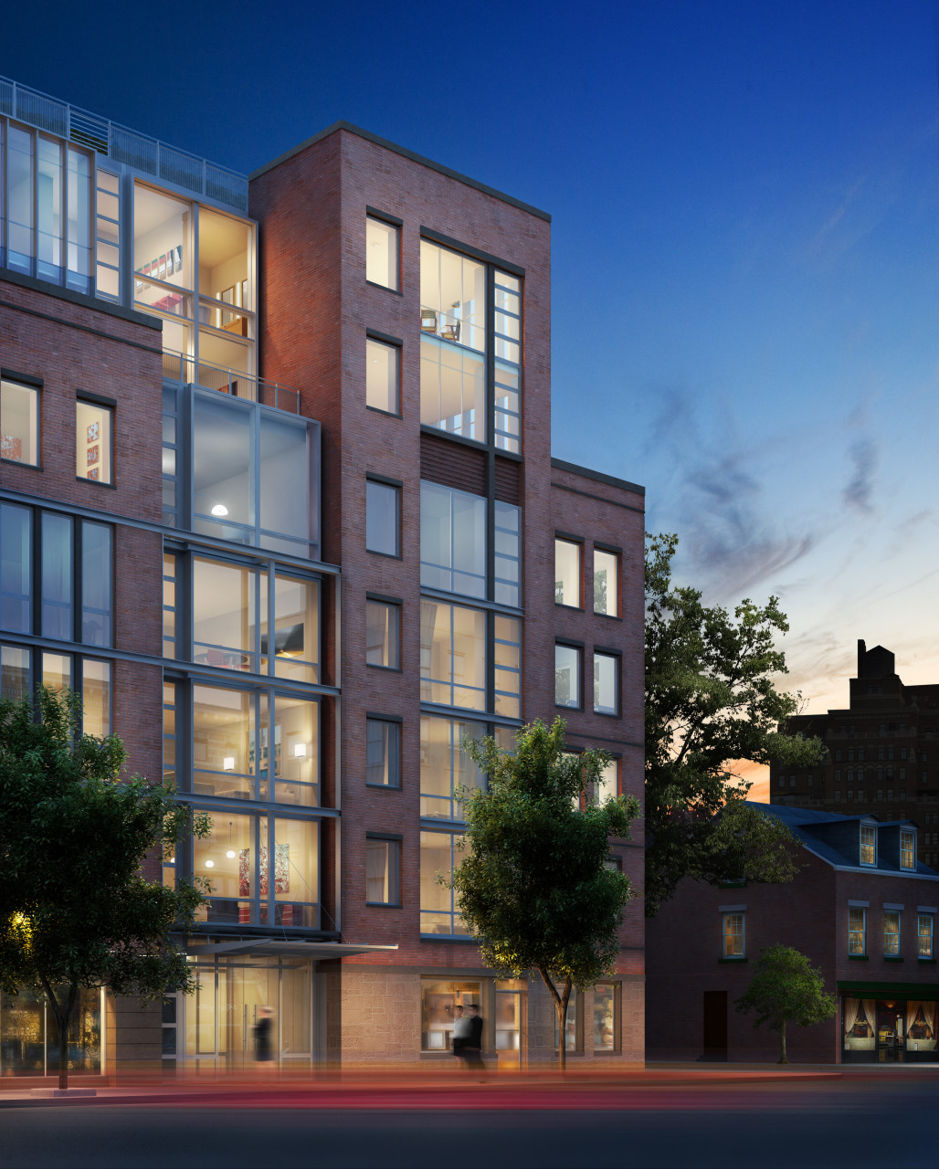 chelsea apartment availability | chelsea enclave | the brodsky