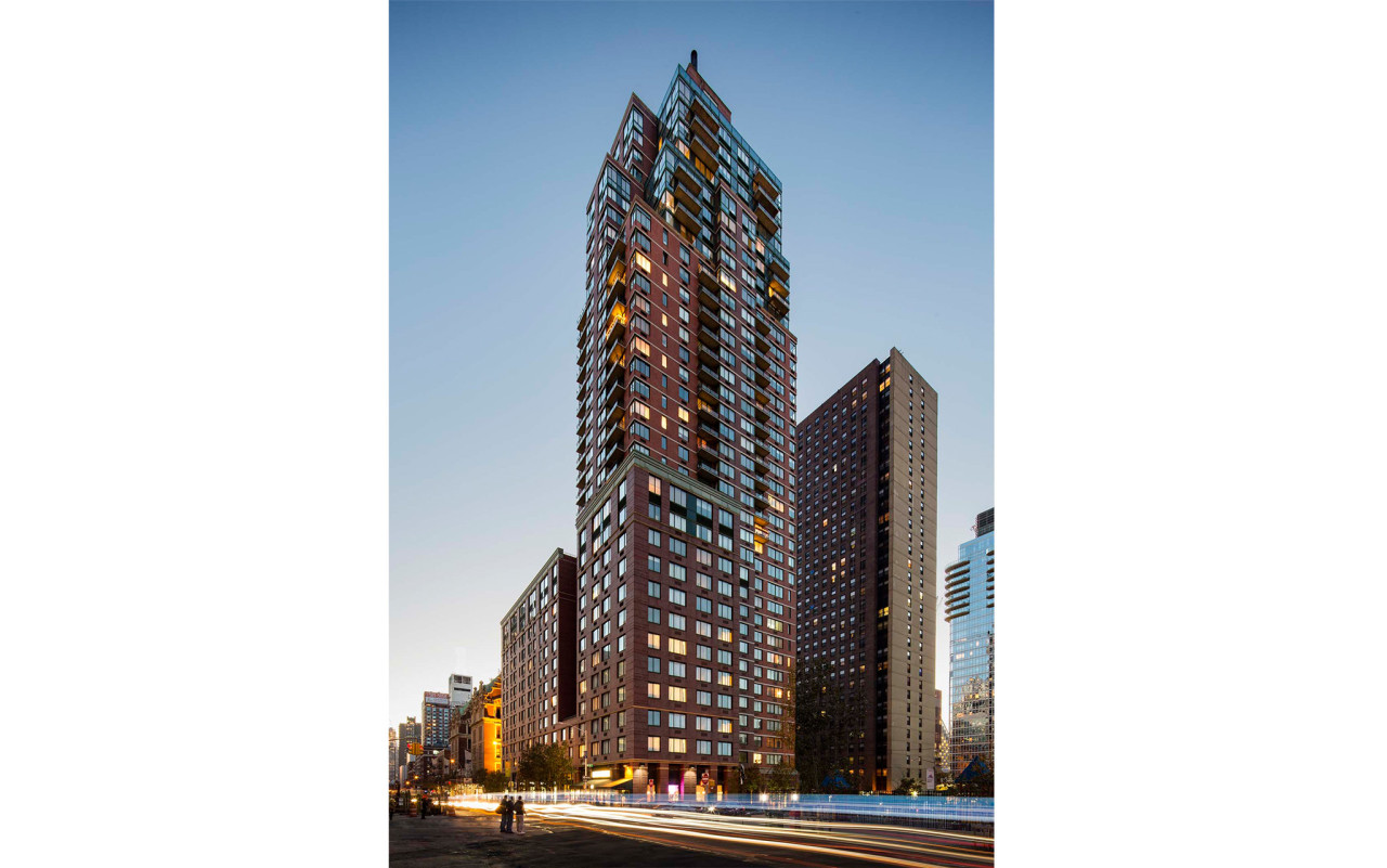 The Concerto at 200 West 60th St | Lincoln Square | Brodsky