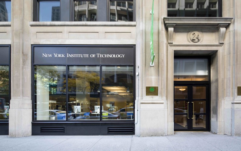 24-38 W 61st St. NY Institute of Technology