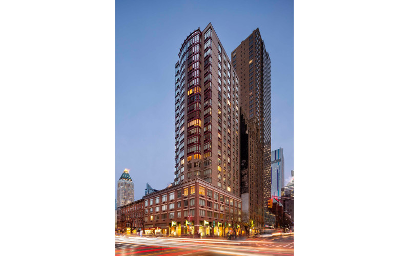 360 west 43rd st midtown west luxury apartments brodsky