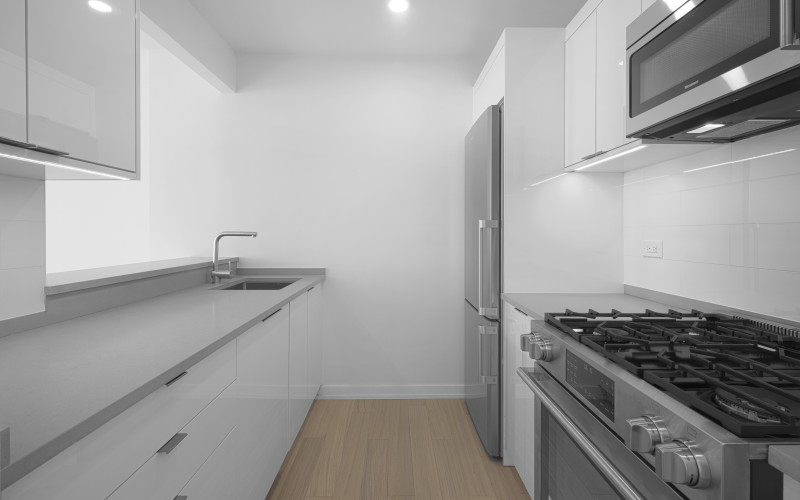 West End Towers S9J Kitchen