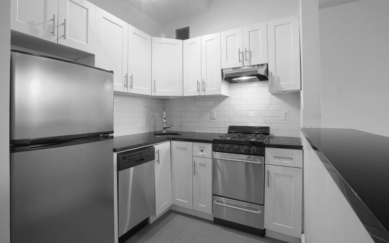 160 West 71st street #14U-Kitchen