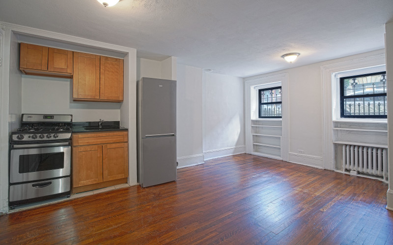 233 West 13th St. #1- Living room