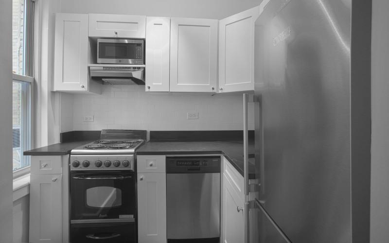 24 Fifth - 1229- Kitchen