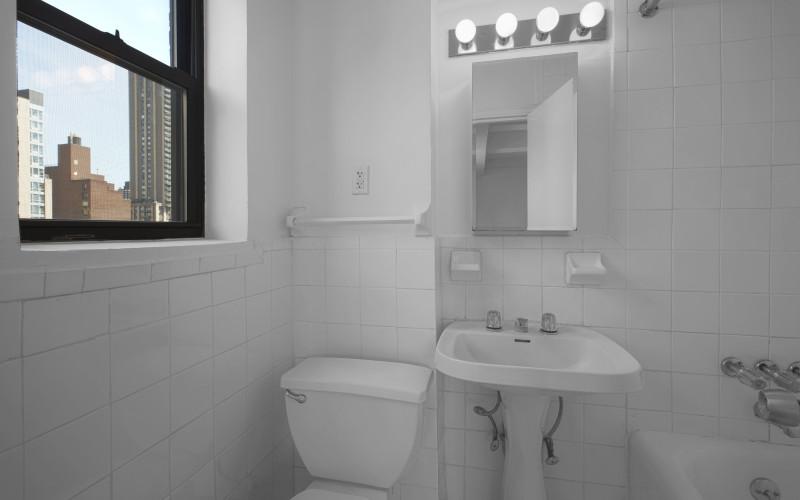 253 w 72 #1203 BathroomLow