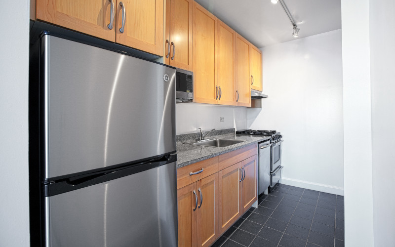 360 F line Studios Kitchen