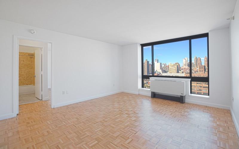 360 West 43rd - E line Living Room