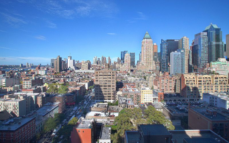 360 West 43rd - #S14E View